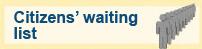 Citizens' waiting list