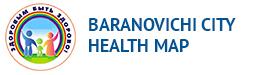Baranovichi city health map
